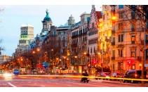 BARCELONA, MADRID Y PORTUGAL - SOLO SERVICIOS