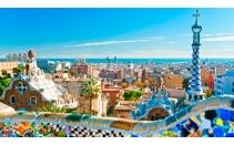 BARCELONA - MADRID & PARÍS TURISTA - SOLO SERVICIOS