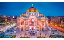 MÉXICO DF - CON AÉREO