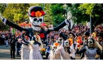 MÉXICO FESTEJA LA MUERTE CON AEROMEXICO